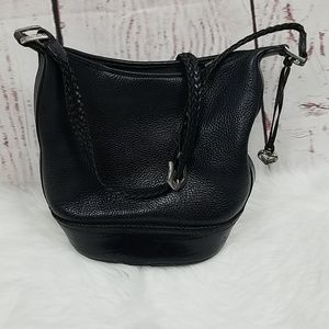 Brighton Leather Bucket bag